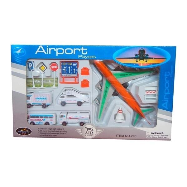 Aeroporto Playset