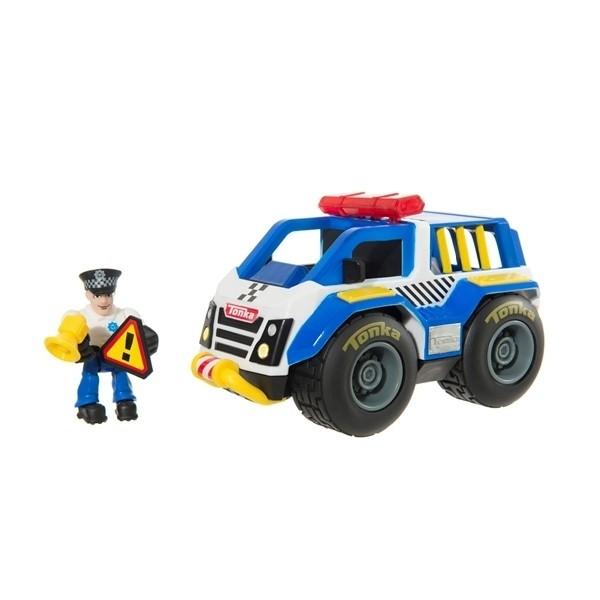Tonka Town - Auto della Polizia
