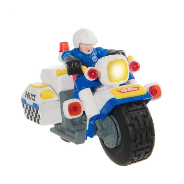 Tonka Town - Moto della Polizia