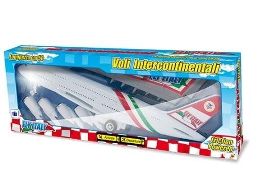 Teorema - Fly Italy Aereo a Frizione