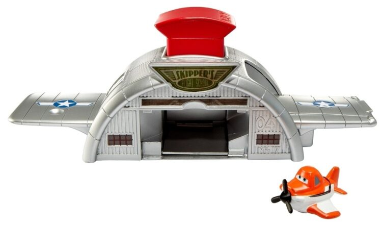 Planes Microdrift Lanciatore Hangar