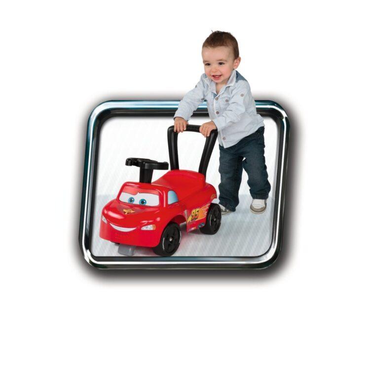 Cavalcabile Saetta Mc Queen Disney Cars