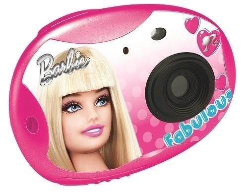 Lexibook Barbie 300K DJ015BB Fotocamera digitale 0.3 megapixel