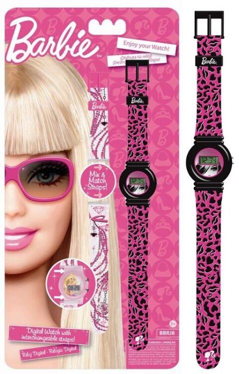 Barbie Orologio LCD 5 funzioni
