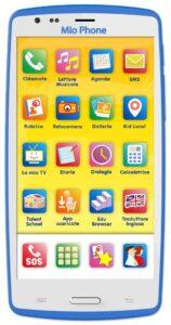 Mio Phone Il mio primo Smartphone - Lisciani Giochi