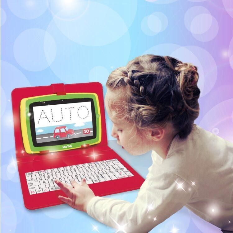 Mio Tab - Smart Evolution Kid e Custodia con Tastiera