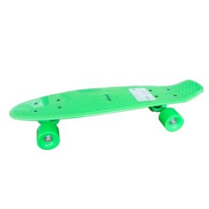 Skateboard verde