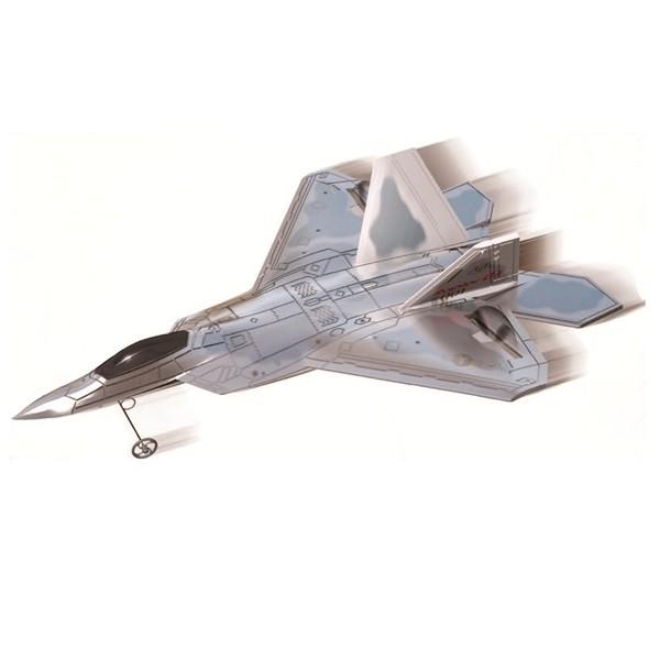 Power in Air - F22 Raptor