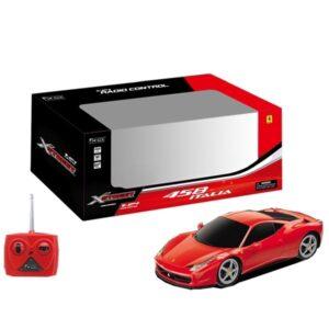 Ferrari 458 Italia R/C scala 1:24