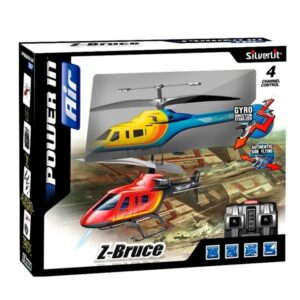 Power in Air - Z-Bruce I/R 4 channel