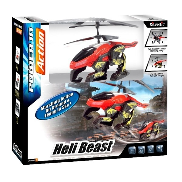 Power in Action - Heli Beast I/R