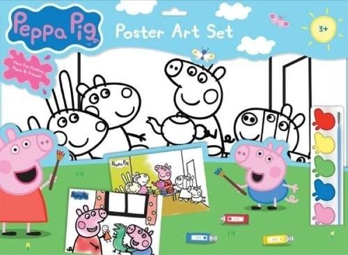 POSTER ART PEPPA