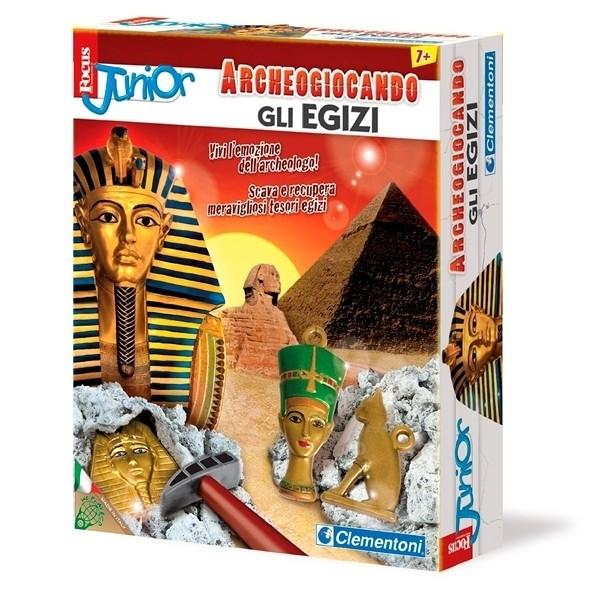 Focus - Archeogiocando Gli Egizi