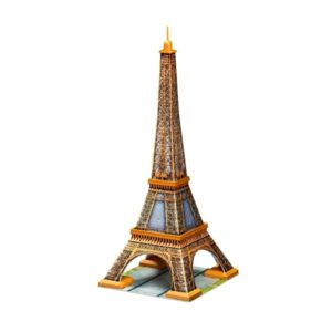 Puzzle 3D Building - Tour Eiffel