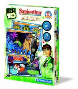 Clementoni - Sapientino Penna Ben 10 Ultimate Alien Basic