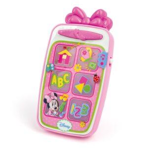 Clementoni - Lo Smartphone di Baby Minnie