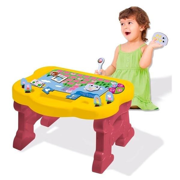 Peppa Pig - Tavolino Elettronico