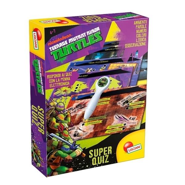 Ninja Turtles - Super Quiz