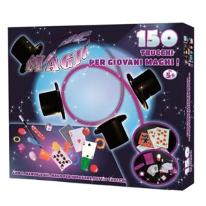 Easy Magic - 150 giochi di magia