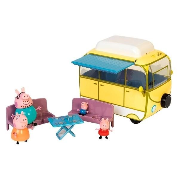 Peppa Pig - Camper playset