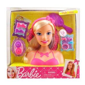 Barbie Head Accessori Capelli