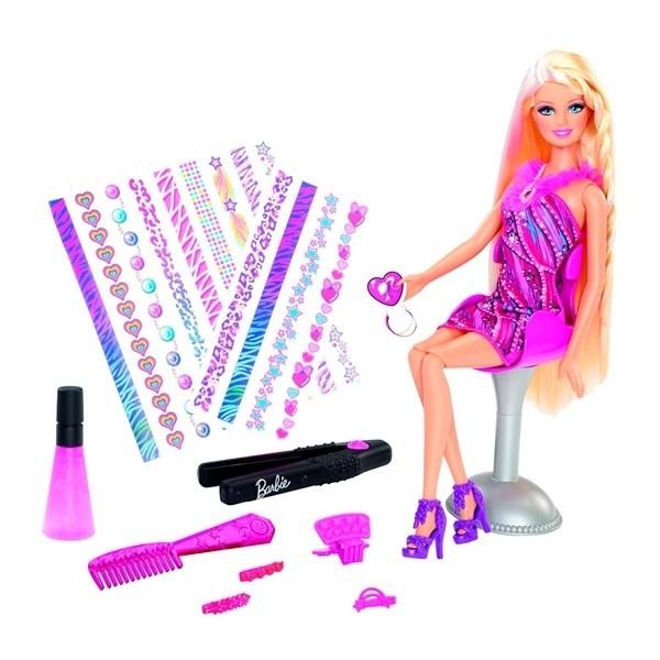Barbie - Capelli alla Moda
