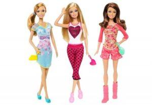 Barbie & Friends - Pigiama Party
