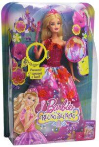 Barbie CCF70 - La Principessa Alexa di Barbie
