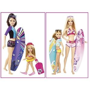 Barbie Express 2-Pack della Mattel.