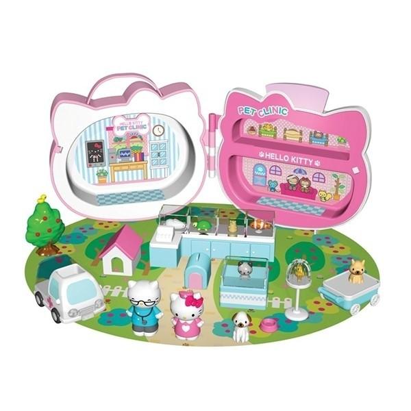 Hello Kitty - Clinica Veterinaria