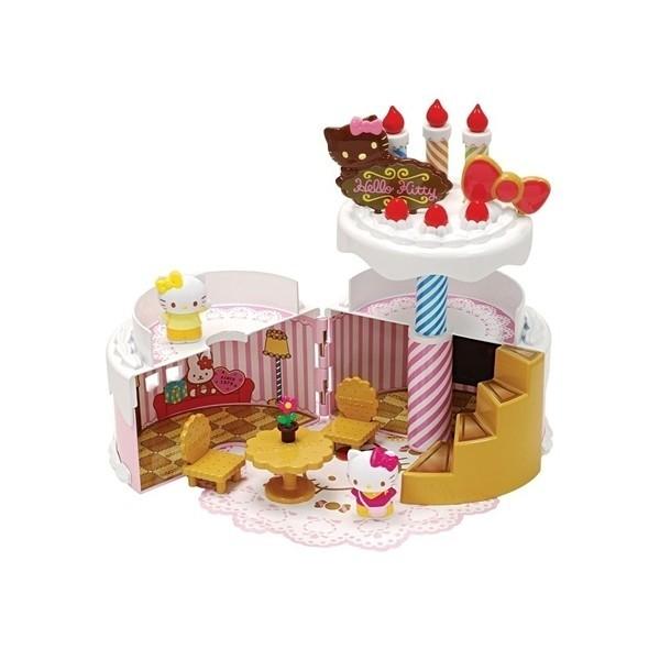 Hello Kitty - Torta di Compleanno