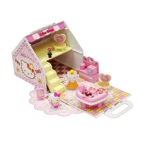 Hello Kitty - Cake Box House