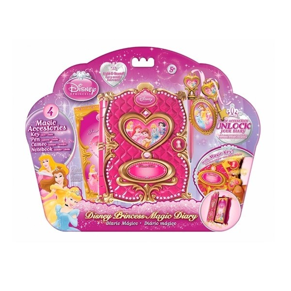 Disney Princess Diario Magico