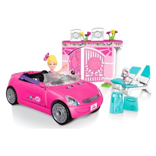 Barbie Build'n Style con Auto