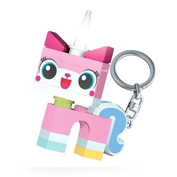 Lego Movie - Uni-Kitty - Portachiave con Luce