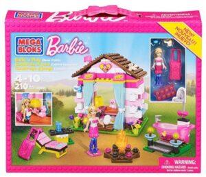 Barbie build'n play glam cabin