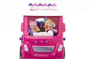 Barbie build'n play lux camper