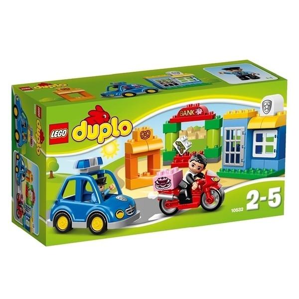 Lego Duplo - Polizia