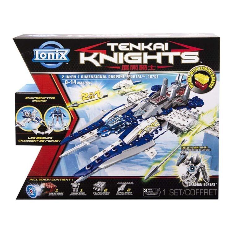 Tenkai Knight - 2 in 1 Dimensional Dropship/Portal