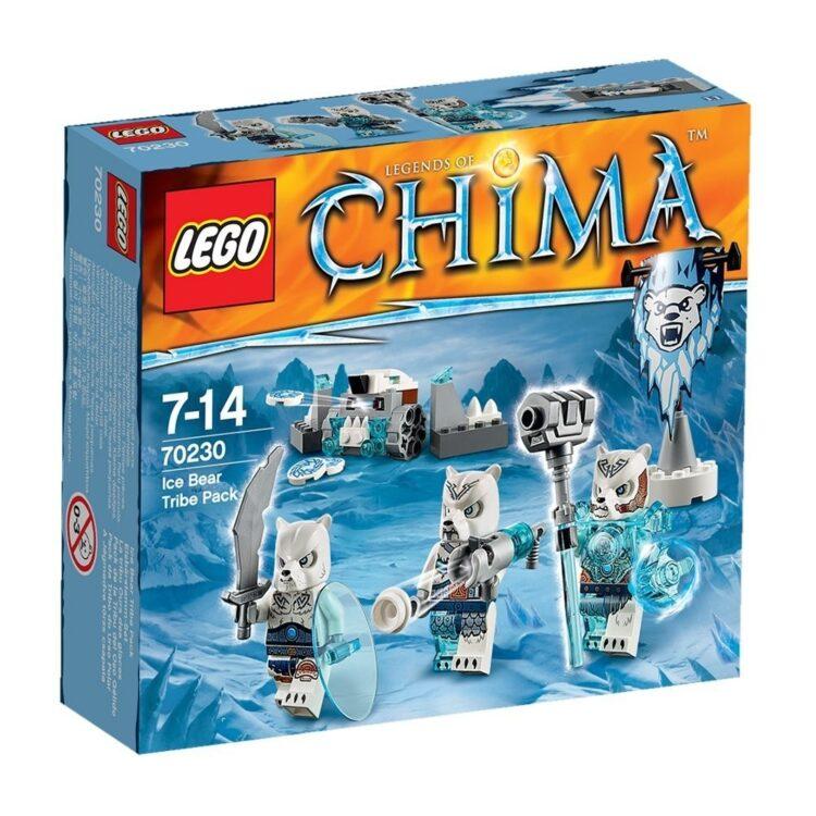 LEGO Chima - Tribù degli Orsi