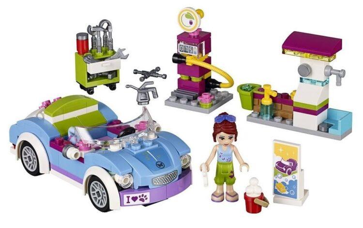 Lego Friends - L'auto sportiva di Mia