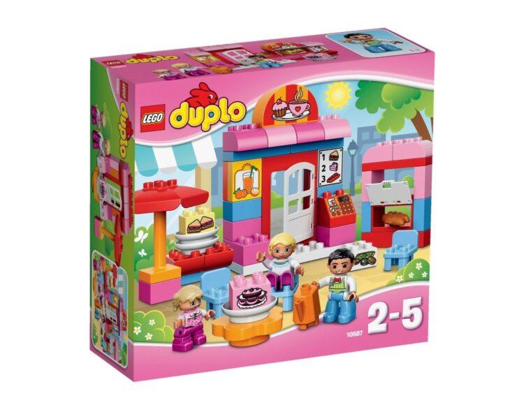 LEGO Duplo Town 10587 - Cafè Gioco di Costruzioni