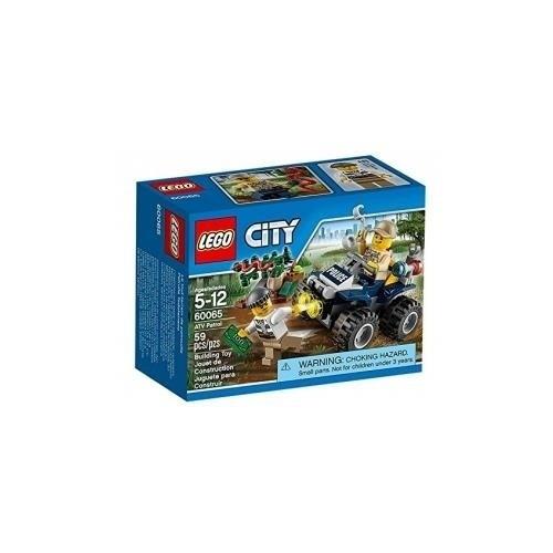 LEGO City Police 60065 - Pattuglia ATV