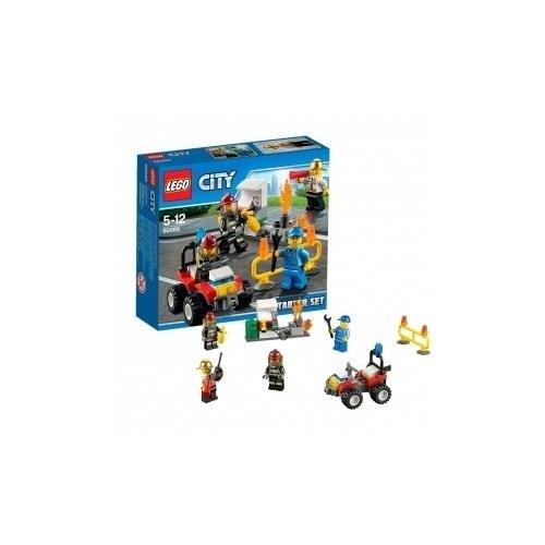 LEGO City Police 60088 - Fire Starter Set dei Pompieri