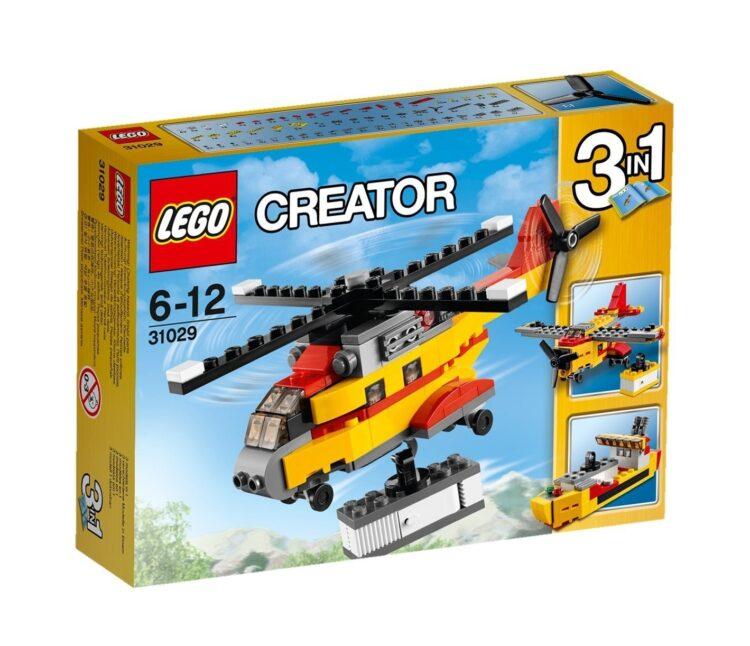 LEGO Creator 31029 - Elicottero da Carico