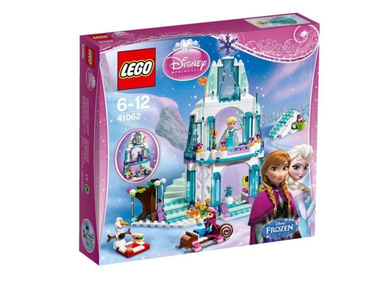 LEGO Il Castello di Ghiaccio di Elsa Frozen