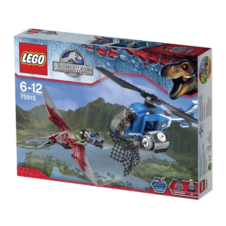 Lego - La Cattura del Pteranodonte