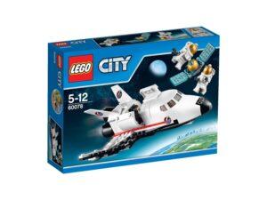 LEGO City Space Port - Utility Shuttle