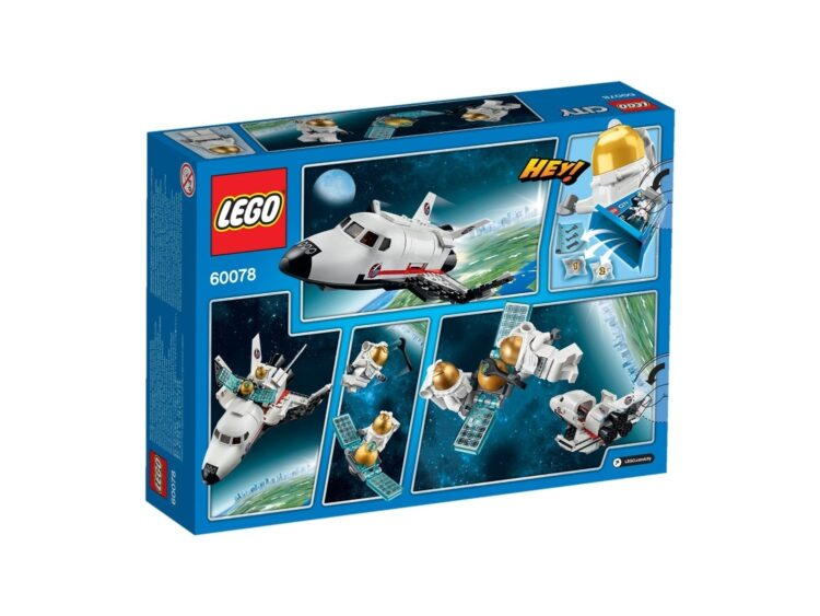 LEGO City Space Port - Utility Shuttle