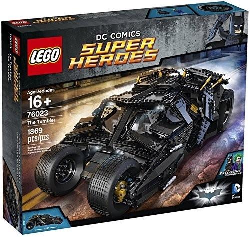 LEGO Super Heroes - Tumbler